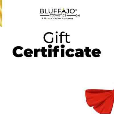 Bluffajo Cosmetic Gift Card