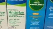 Contratipo CVS do hidratante facial Cetaphil com FPS 15