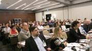 Participantes durante a edição de 2015 do Sustainable Cosmetics Summit.