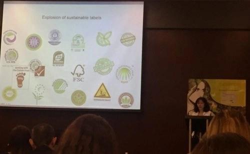 Sustainable Cosmetics Summit Latin America Palestra Cassia Agaya