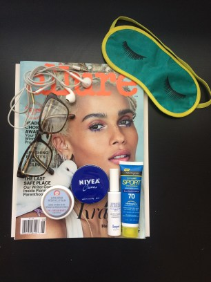 Plane Essentials - Cosmetic Composition