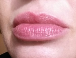 Sephora Collection Color Reveal Lip Balm Unique Pink - in natural light