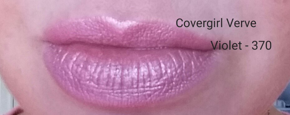 Covergirl Colorlicious Lipstick in Verve Violet – 370 and ...