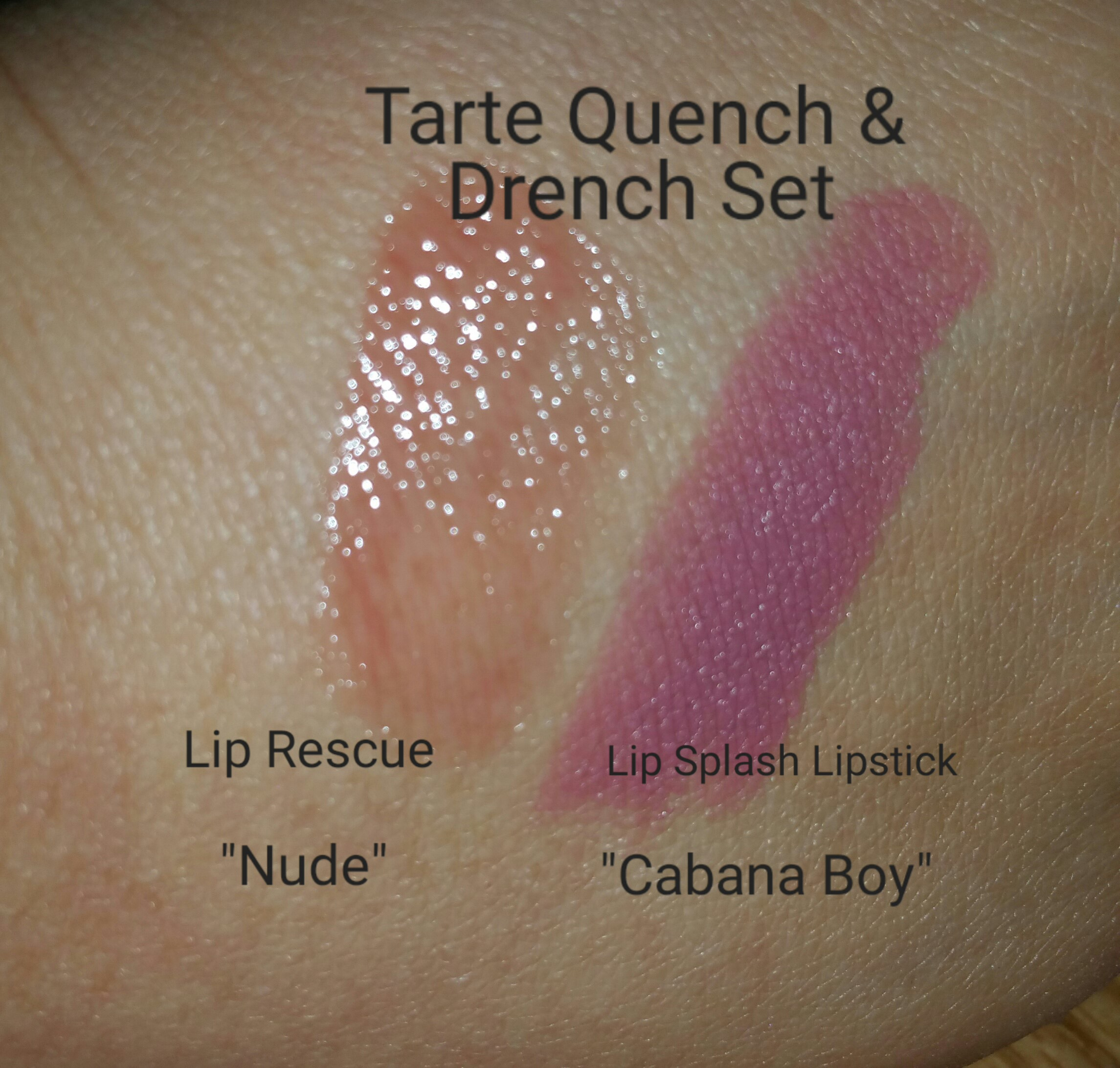 Rainforest Of The Sea Quench Lip Rescue by Tarte #12