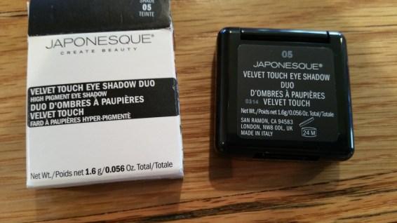 Japonesque Velvet Touch Eye Shadow Duo No. 5