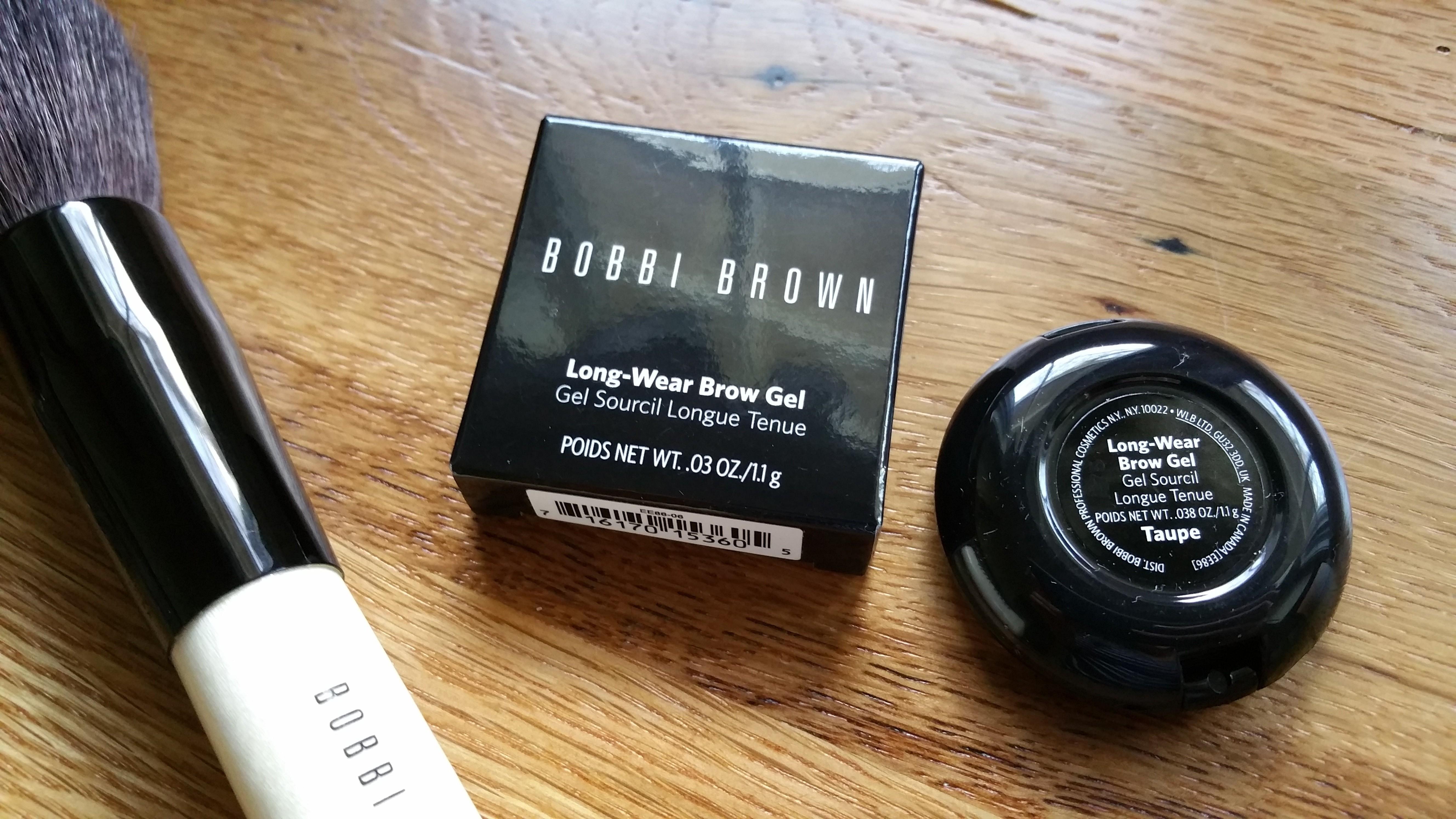 Bobbi Brown Cosmetics NEW Long-Wear Brow Gel for Eyebrows ...