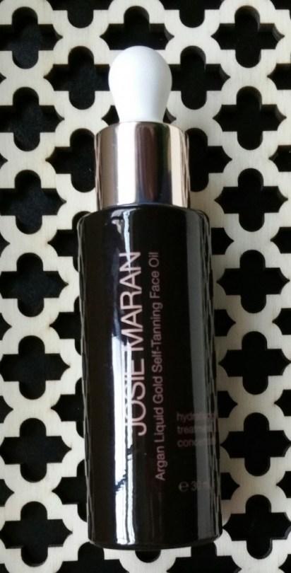 Josie Maran Liquid Gold Self Tanning Facial Oil