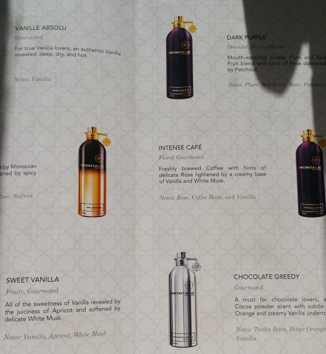 Montale Paris Fruits & Vanilla Discovery Collection Sample Set