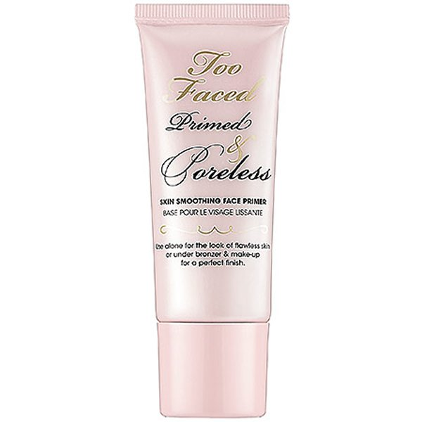 Top 10 Best Makeup Primer For Oily Skin-Too Faced Cosmetics Primed and Poreless