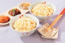 玄米ご飯1