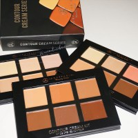 Anastasia Beverly Hills Cream Contour Kits--Swatches