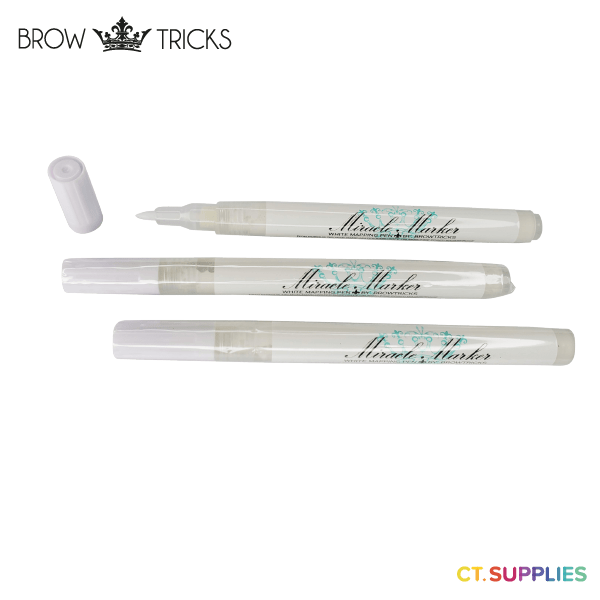 Brow Tricks Miracle Marker White UK 3 Pack