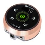 Critical AtomX-R Power Supply Rose Gold Black Cosmetic Tattoo Supplies