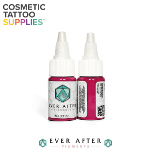 sorceress Ever After Cosmetic Tattoo Supplies