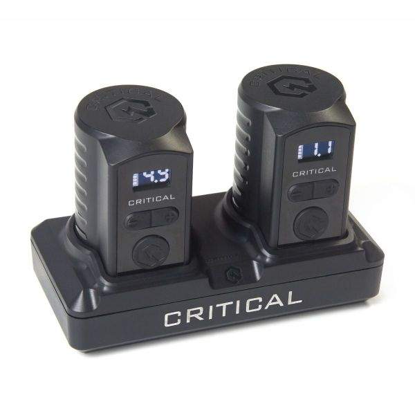 CRITICAL UNIVERSAL BATTERY PACK BUNDLE Cosmetic Tattoo Supplies