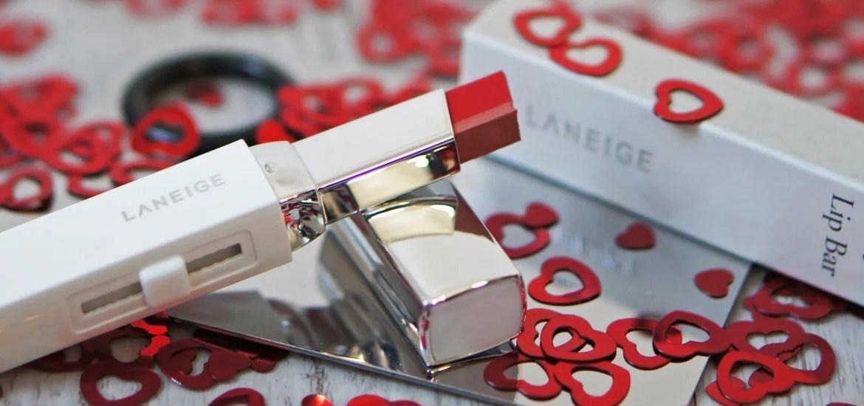 Laneige Two Tone Lip Bar, оттенок Red Blossom