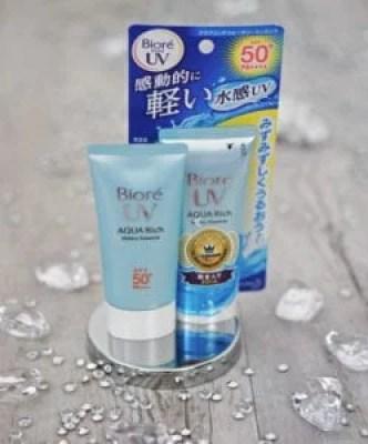 Biore UV Aqua Rich Watery Essence 2015 version