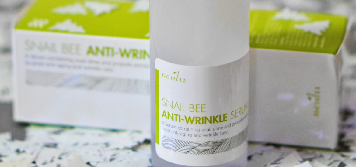 Neulii Snail Bee Anti Wrinkle Serum