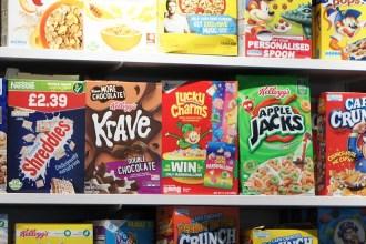 Flakes Corner Berlin Cereals