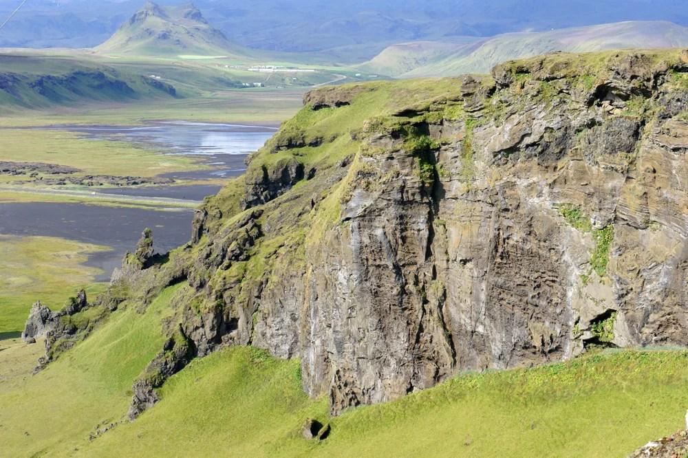 Dyrholaey & Reynisfjara black beach sea Iceland