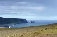 Reynisdrangar Sea Cliffs Reynisfjall Mountain Vik in Myrdal Iceland