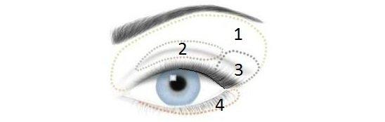 Макияж для голубых глаз пошагово с фото и видео