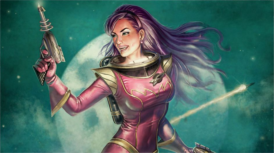 What makes space girls so attractive?