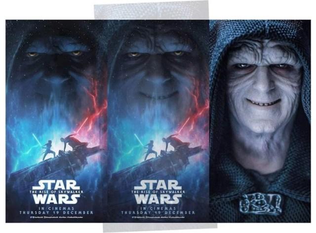 Αποτέλεσμα εικόνας για Star Wars The Rise of Skywalker palpatine