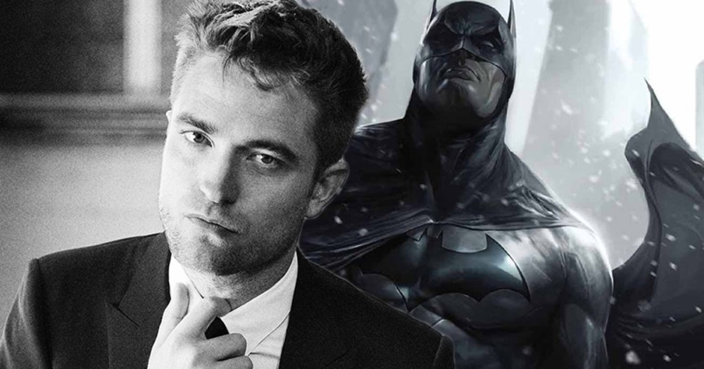 Image result for robert pattinson as batman