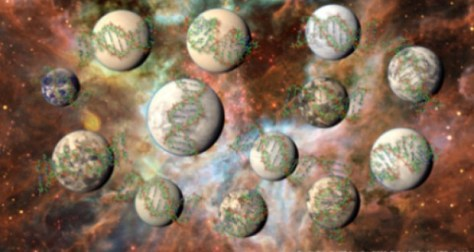 100 Million other potential planets in the Milky Way could support alien life!