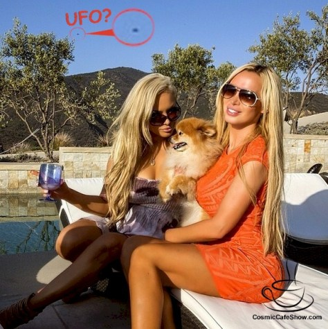 UFO-Spotted-in-a-photo-of-@NikiBenz