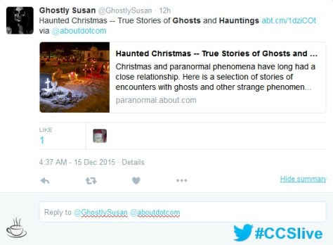 07 - Ghosts or Hauntings