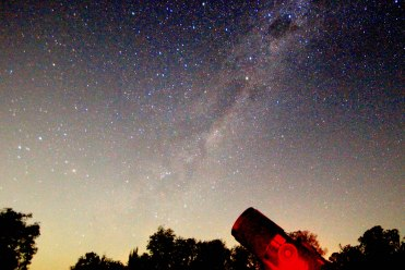 2012-03-30 Milky Way Pointers