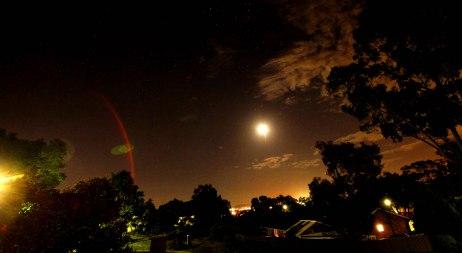 2013-02-18: Moonlit Nightscape.