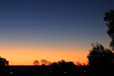 2013-07-02: Venus High in Twilight.
