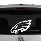 Philadelphia Eagles Logo Vinyl Decal