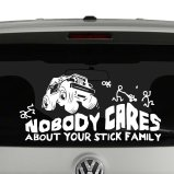 Anti-Stick Figure Family