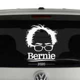Bernie Sanders Silhouette 2020 Vinyl Decal Sticker Car Window