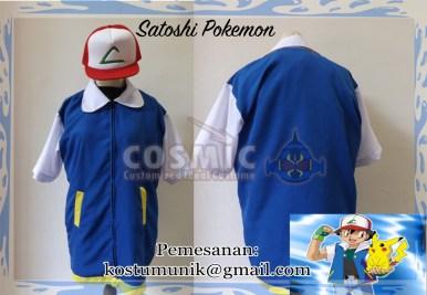 Satpshi Pokemon