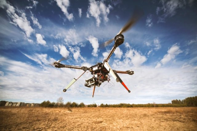 A task force says recreational drones larger than 9 ounces should be registered. (Credit: FAA)