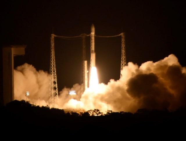 Image: LISA Pathfinder liftoff