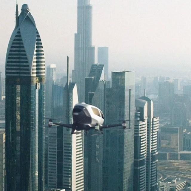 Image: Ehang 184 drone