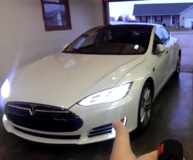 Tesla control