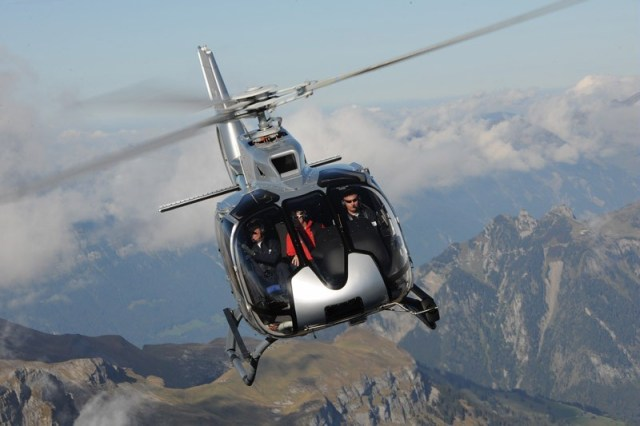 Image: Airbus H130 helicopter