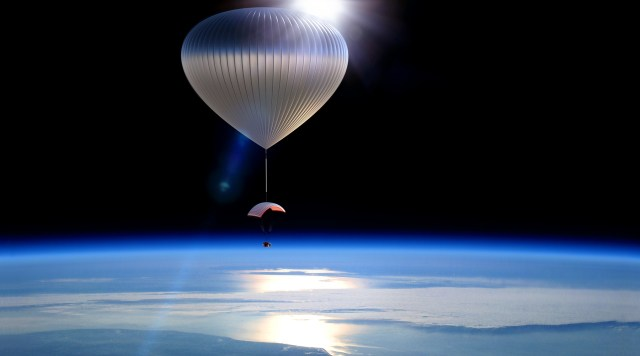 Image: World View balloon
