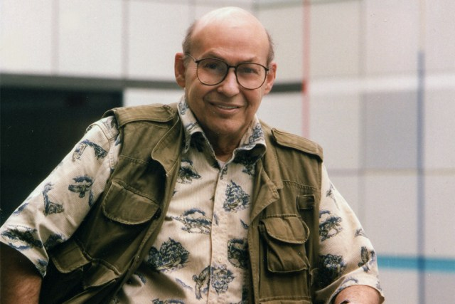 Image: Marvin Minsky