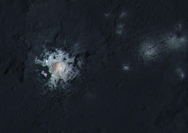 Image: Occator Crater