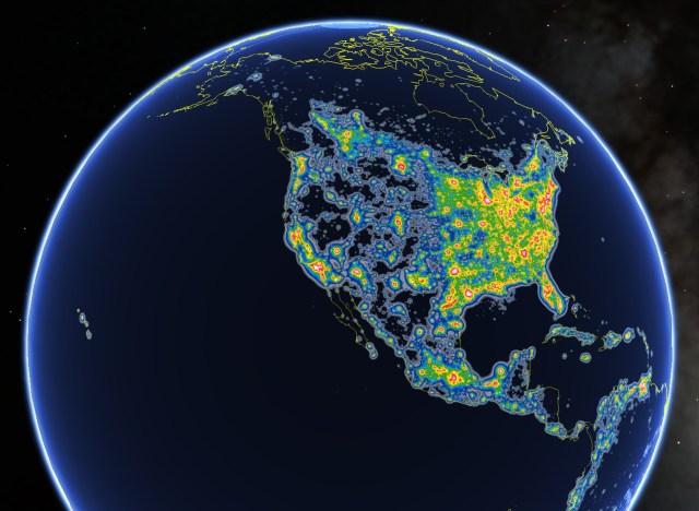 Image: Night sky atlas