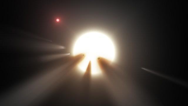 Image: KIC 8462852