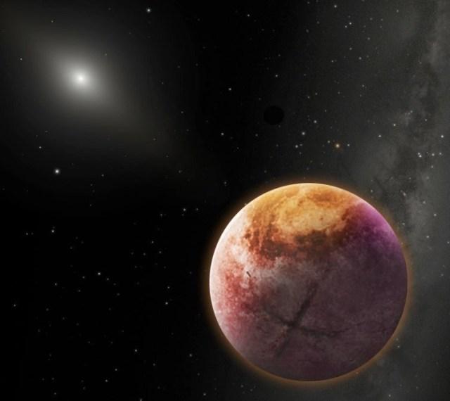 Image: Planet X
